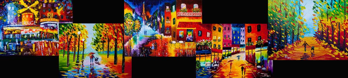 Natasha Petrosova Gallery