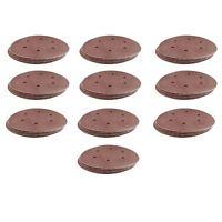 Hook/Loop Sanding Abrasive Discs Orbital DA Palm Sander 100 PK 150mm Mixed Gri