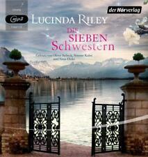 Die sieben Schwestern Bd.1 von Lucinda Riley (2016)  1 mp3-CD  NEU & OVP