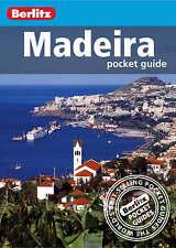 Madeira Berlitz Pocket Guide (Berlitz Pocket Guides),  Travel & Holiday Guides