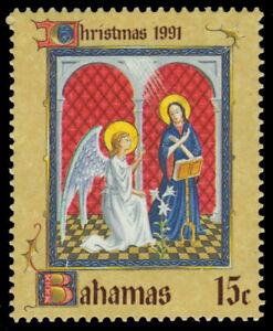 "BAHAMAS 736 - Christmas Illuminations ""The Annunciation"" (pb10382)"