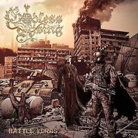 Battle Lords By Godless Rising (CD) W or W/O CASE