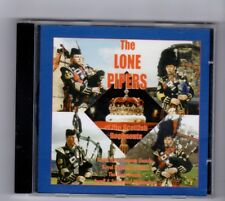 (HW198) The Lone Pipers of the Scottish Regiments - 1999 CD