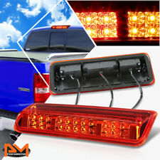 For 04-08 Ford F-150 Dual Row LED Third 3RD Tail Brake Light W/Cargo lamp Red