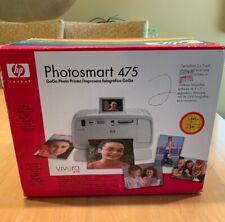 (Unopened) HP Photosmart 475 Digital Photo Inkjet Printer