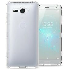 For Sony Xperia XZ2 Compact Case Hard Back Bumper Slim Shockproof Phone Cover