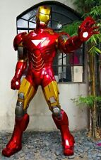 IRON MAN MARK 6 Life Size custom statue Finet SCULPTURE ARTS  fan art IRONMAN