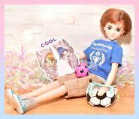 ❤️Takara Licca-chan Rika-chan Boyfriend Haruto-kun LD-18 Outfit Boy Doll Japan❤️