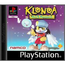 PS1 / Sony Playstation 1 - Klonoa - Door to Phantomile (mit OVP) NEUWERTIG