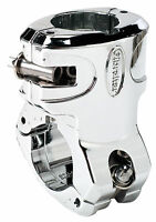 Gibraltar Road Series Quick T-Leg Clamp - Chrome