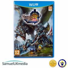 MONSTER HUNTER 3 ULTIMATE (NINTENDO WII U) **GREAT CONDITION**