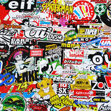 "24""x60"" JDM USDM Racing Graffiti StickerBomb Vinyl Decal Sticker Wrap Sheet #LI"