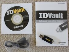 Guard ID Vault 2008 (CD, USB, cable and manual)