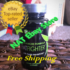 It Works Advanced Formula Fat Fighter 60 Tablets Free...