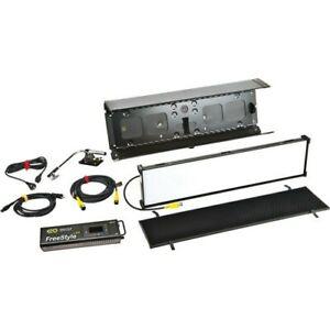 Kino Flo  DMX Universal Lighting System Free Style 31 led  Sysf31u New