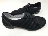 NEW! Skechers Women's EMPRESS SPLENDID Slip On Shoes Black #23103 181E pz