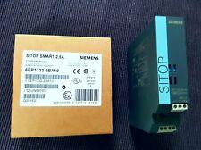 SIEMENS Stromversorgung Netzteil 6EP1332-2BA10 - SITOP SMART 2,5A