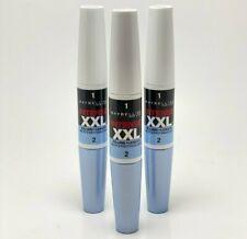 Maybelline Intense XXL Volume & Length Microfiber Mascara - 3pc - Waterproof