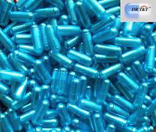 Dr T&t 100 Gelatina Vacías Cápsulas De Gelatina Azul Perla Talla 0 Talla 0 productos de la UE