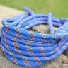3KN 10mm Tree Arborist Carving Rock Climbing Rope Safety Rescue Auxiliary Cord