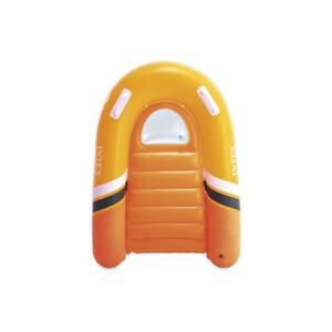 Intex 58154NP planche de surf gonflable 102x89 cm pour les enfants de 6 ans et p