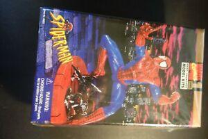 ToyBiz Marvel Spider-Man Model Kit Vintage 1996 sealed