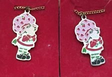 Stawberry Shorcake Necklace x2 *NEW*