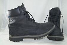 Timberland Icon 6 Inch Premium Boot 45 / US 11 Winterstiefel Black Camo