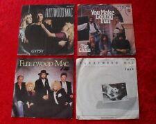 "4 Singles Single 7"" Sammlung FLEETWOOD MAC - Vinyl Schallplatten"