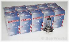 10St. H7 12V 55W Halogen Glühlampe PX26d Auto E4 Zulassung 12070 TEC-PARTS Birne