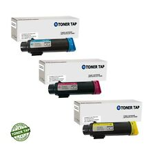 Toner Tap Compatible Replacement for Xerox Phaser 6510, WorkCentre 6515 (3 Pack)