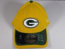 super popular a5f6f 3263b New Era 39Thirty NFL Green Bay Packers Stretch Fit Unisex Hat Cap S M Brand