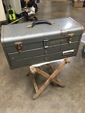 Vintage Craftsman machinist tool box 65334
