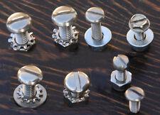 Vintage Schwinn Bicycle KL Fender Brace Chainguard Screws Nuts Bolts CruiserBike