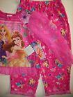 Disney Princess Mattel Barbie 2pc Pajama Set Baby Toddler Select Style Size NWT