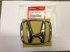 GENUINE HONDA CIVIC GRILLE BADGE EMBLEM 2012