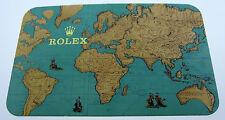 ROLEX 1998/1999 CALENDER CARD