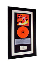 BLONDIE Curse Of CLASSIC CD Album GALLERY QUALITY FRAMED+EXPRESS GLOBAL SHIPPING