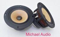 2 pcs Michael Audio 4 Inch Full Range Speaker pair--- 8 Ohm Version