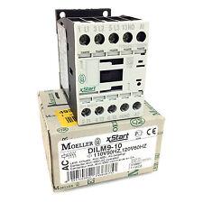 Contactor DILM9-10-110 Moeller 110VAC 4/5.5kW DILM(C)9