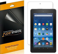 """3X Supershieldz HD Clear Screen Protector For Amazon Fire 7"""" (2015 Released)"""
