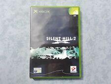 SILENT HILL 2 INNER FEARS HORROR MICROSOFT XBOX ORIGINALE PAL ITALIANO COMPLETO