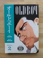 More details for old boy manga volumes 2 by garon tsuchiya & nobuaki minegishi 1st edition
