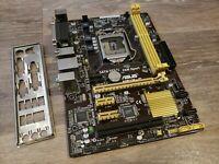 ASUS H81M-C/CSM Intel LGA1150 Motherboard DDR3 USB 3.1 MicroATX SATA-III 6Gb/s