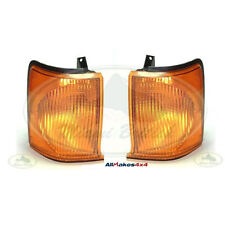 LANND ROVER FRONT TURN SIGNAL LIGHT LAMP SET DISCOVERY 2 II 99-02 XBD100870-80