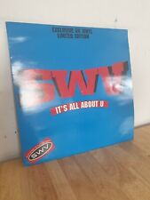 SWV Its All About You 12 Inch Vinyl Record