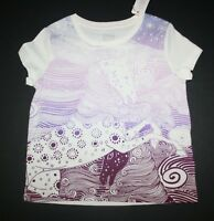 NEW Gymboree Girls Unicorn Fun Design Purple Colors Top 4 5 6 7 8 12 14 year