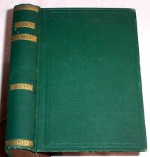 1866 First Edition GARDEN FLOWERS Plants Trees Shrubs Gardening Edward S. Rand