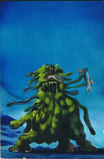 Originaltitelbild von Karel Thole: Der Moloch (Vampir-Horror-Roman Bd. 83/DK 16)