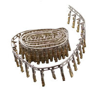 US Stock 100pcs Female Pin Dupont Connector Gold Plated 2.54mm Pitch